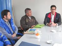 Procuraduría Ambiental realiza visita de verificación a empresa de Soacha