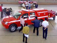 Soacha sólo cuenta con 15 bomberos