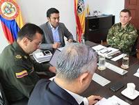 Departamento focaliza operativos de seguridad en Soacha y Facatativá