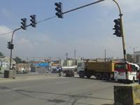 Semáforos de Soacha se repararán después del 20 de febrero