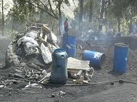 CAR impuso medida preventiva   a carbonera en Soacha