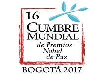 Avanza Cumbre Mundial de Premios Nobel de Paz en Bogotá