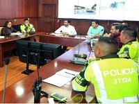 Accidentalidad disminuye en vías de Cundinamarca