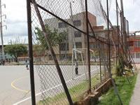 La Amistad, el barrio de Soacha  donde jugar microfútbol no es posible