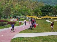 Soacha  y otros municipios reciben parques infantiles para la paz