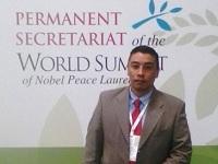 Experiencia soachuna destacada en Cumbre de Nóbeles de Paz