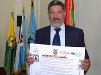 Periodistas y alcalde de Soacha reconocidos por su labor con los medios