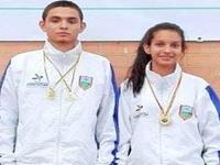 Jóvenes de Cundinamarca participarán en el campeonato mundial de jiu-jitsu