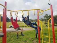 Gobernación entrega parque infantil en Soacha y 7 municipios más del departamento