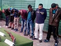Capturadas 60 personas dedicadas al microtráfico en Cundinamarca