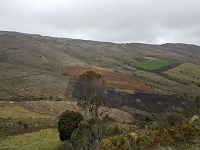 En riesgo el Páramo de Sumapaz por llantas abandonadas