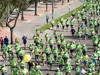 Este domingo la tercera edición de la Carrera Verde en Bogotá