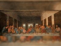 Conozca el mensaje oculto en 'La última cena' de Leonardo da Vinci