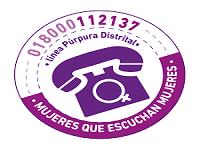 En Bogotá la línea púrpura atiende las 24 horas del día