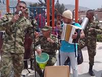 PM13 organiza actividad de integración en Ciudadela Sucre