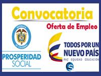 Este miércoles es la preinscripción en la jornada de empleo para la prosperidad social  en Soacha