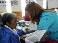 Feria de Salud  atendió a población víctima del conflicto armado