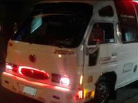 Atracos y asaltos en los buses de Soacha
