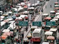 El tráfico en el país es uno de los peores a nivel mundial