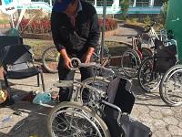 Facatativá podrá hacer uso de más de 100 sillas de ruedas