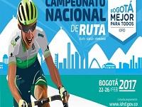 Campeonato Nacional de Ruta 2017 'Bogotá Mejor para Todos'