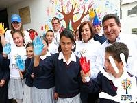 En Cundinamarca revivirán los muros de 1.500 escuelas