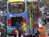 Sube el índice de accidentes de buses intermunicipales