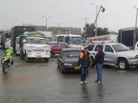 Protesta por ausencia de semáforos en Soacha genera gigantesco trancón