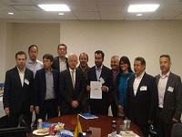 Cundinamarca formaliza crédito con el BID para proyectos de agua potable