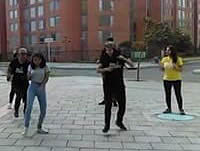 Vive Bailando llega con su danza a Ciudad Verde