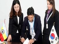 Seguridad alimentaria para la Provincia Ubaté será apoyada por Corea del Sur