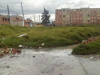 Habitantes de Soacha  piden intervención inmediata al  Campo de los Locos