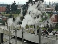 En Bogotá fueron selladas 3 fábricas por contaminación