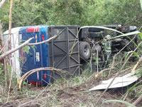 Muere una persona en accidente de tránsito en Cundinamarca