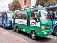 Buses de Bogotá dejarán de recibir el pago en efectivo