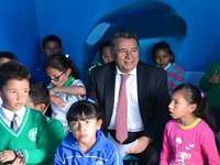 Chile y Soacha se unen en pro de la infancia del municipio