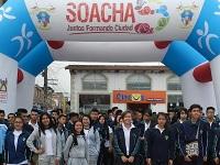Más de 4.200 estudiantes participarán en los Intercolegiados Soacha 2017