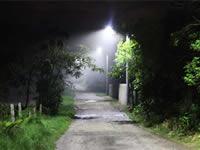 Iluminación LED llega a  la zona rural de Soacha