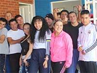 Alcaldía de Soacha atiende a 52 personas con discapacidad múltiple