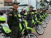 85 nuevos policías llegarán a Soacha