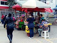 En veremos sigue reubicación de vendedores ambulantes en Soacha