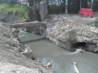 Puente Micos, otra obra que se dilata en Soacha