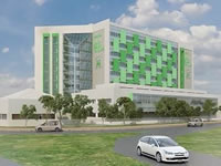 El escándalo que suscita la construcción del nuevo hospital de Soacha