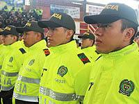 Llegaron  85 nuevos policías que reforzarán la  seguridad en Soacha
