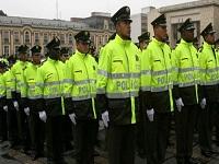 Refuerzan   pie de fuerza con Policía para Cundinamarca