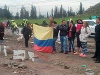 Vecinos de Indumil reclaman presencia de autoridades de movilidad de Soacha