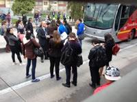 Caos en Bogotá y Soacha por bloqueos a Transmilenio y Autopista Sur