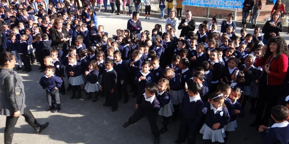 Convenio de educación permitirá a colegio de Soacha replicar modelos de Singapur y Finlandia