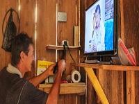 Zonas rurales del departamento ya cuentan con servicio de electricidad