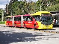 Bogotá tiene una de las tarifas de transporte más altas de la Alianza